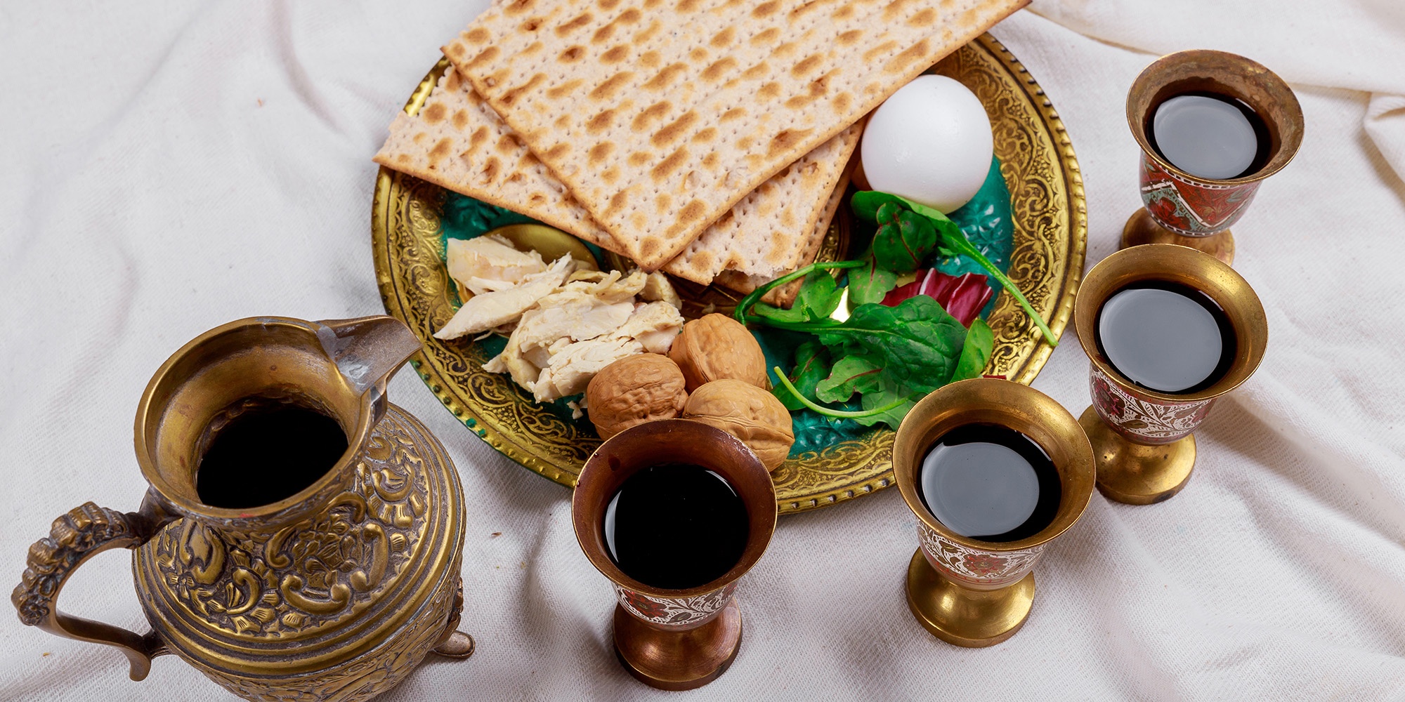 Seder Symbology: Discovering Christ in the Passover